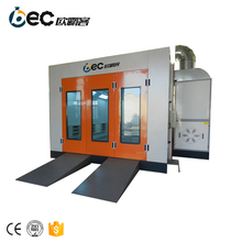 OBC-E3 oven bake automotive outdoor car painting spray booth for sale
