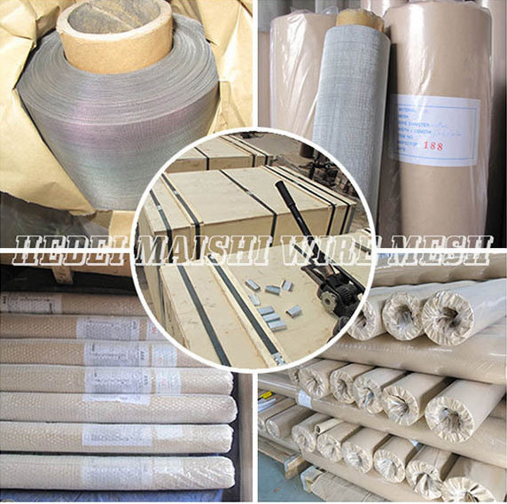 Stainless Steel Bolting Cloth Printing Mesh