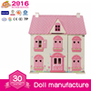 Lovely Wooden Toy Doll House