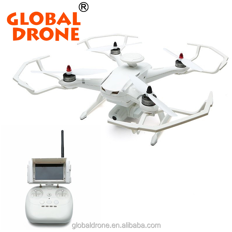 CG035 RC Quadcopter With HD Camera Dual GPS Follow mode Headless Mode Real-Time Transformation RC RTF Drone Helicopters