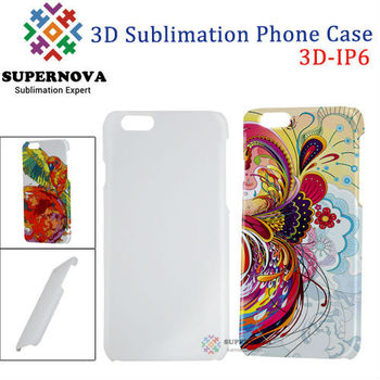 For sublimation iphone 6 case