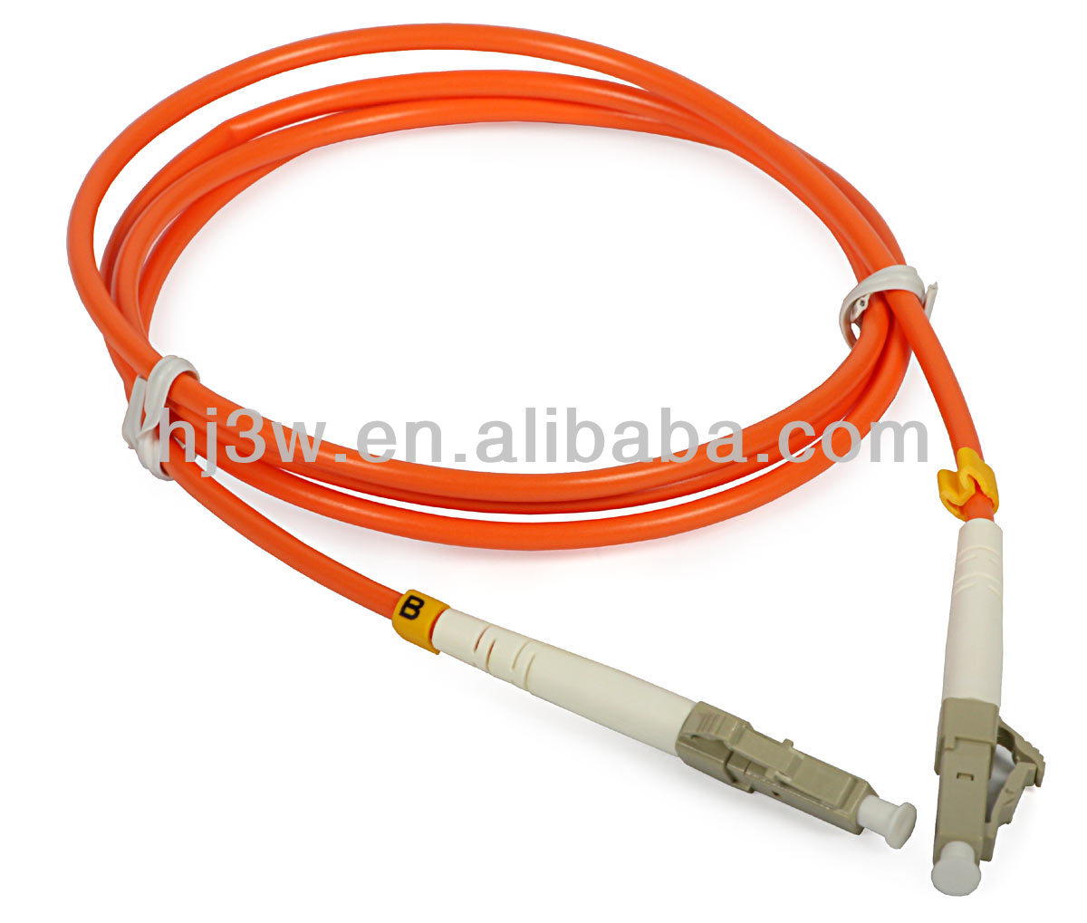 LC/UPC to LC/UPC 62.5/125 OM1 fibre optical Patch Cord