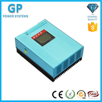 GP-Controller China factory wholesales 12v~96v 30A 60A high efficiency MPPT solar charge controller for gel battery