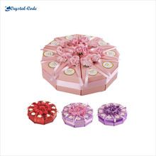 Latest design custom sweet paper box