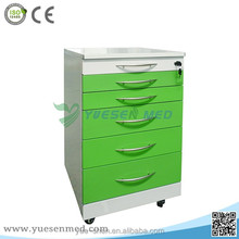 Cheap hospital clinic dental furniture cabinet