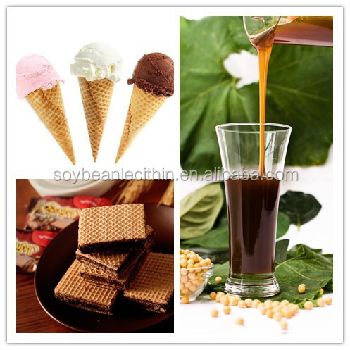 HXY-1SP Ice cone/wafer oil soluble release agent soya lecithin soybean extract