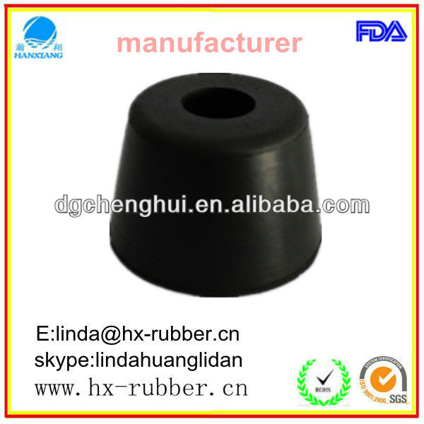 made in China Furniture Legs Furniture Rubber Feet with sheet iron,shock resistance,pressure,protection