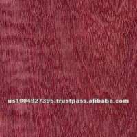 Beautiful and Durable Purple-Heart Timber Lumber Wood