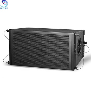 compact Passive 2-way full range vertical compact line array element