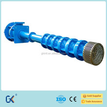 Axial Flow Vertical Turbine Centrifugal Irrigation Pump