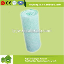 Polyester Cotton Fiber painting booth air filter
