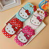 Free Shipping 2014 New Factory Supply Cute 3D Hello Kitty Silicon Case for Samsung Galaxy s3 i9300