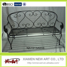 two seater garden wholesale furniture china restaurant bench seat