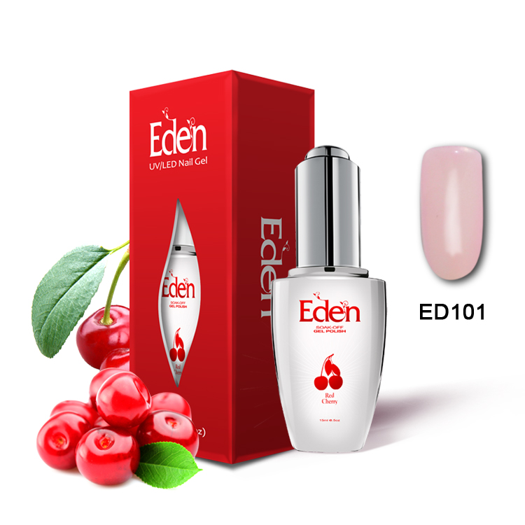 Eden Natural Organic Fruit Amazing Gel Nail Polish--- ED203