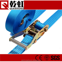 manufacturer Low price retractable ratchet strap cargo lashing