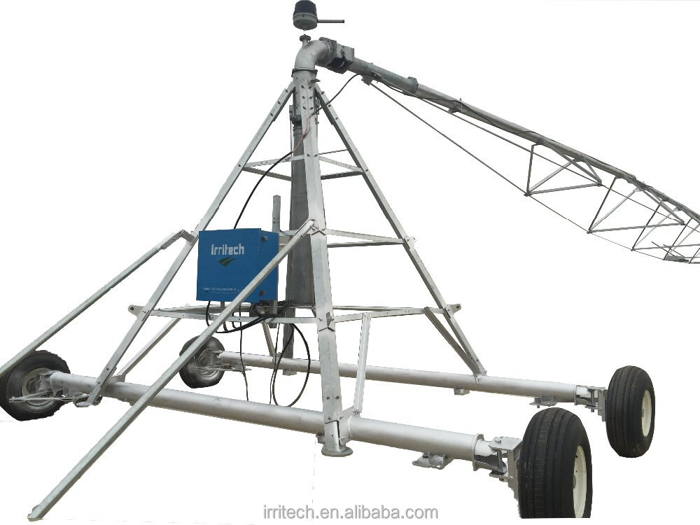 Towable Center Pivot irrigation system