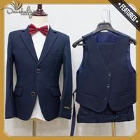 tailor made boy kids shirt +pants with low price