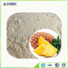 China manufacturer pineapple fruit flavour powder from direct factory