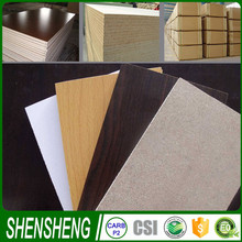 China made kitchen cabinets flakeboard water resistant chipboard flooring for coffe table