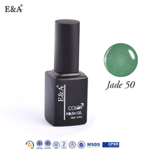 EA brand wholesale free sample 12ml 3 step gel polish color soak off uv gel nail polish