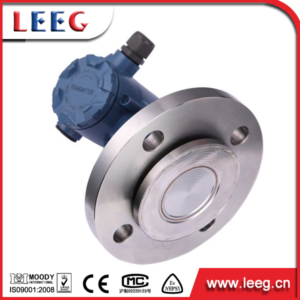 LEEG Smart Oil-filled Isolated Membrane Differential Pressure Transmitter