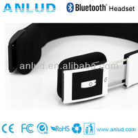 2013 ALD02 Hight Quality and hot sales ! Wireless stereo retractable bluetooth headset
