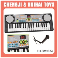 Hot item children toys 37 key electronic piano keyboard musical instrument