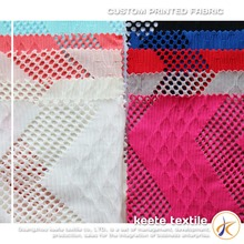 (DY0231)Latest jacquard knitted spandex fabric Guangdong,China