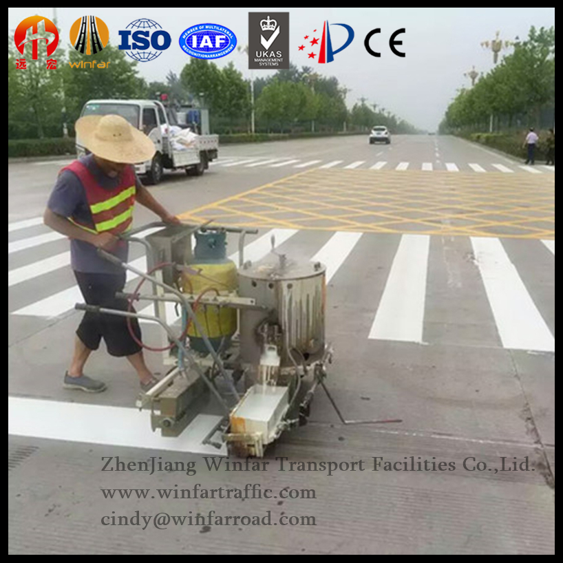 professional manufacturer provides all kinds of road marking machine