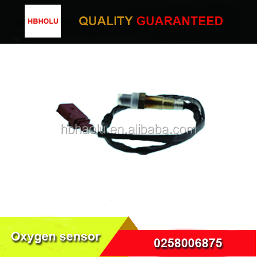 VW Bora oxygen sensor 0258006875 with good quality