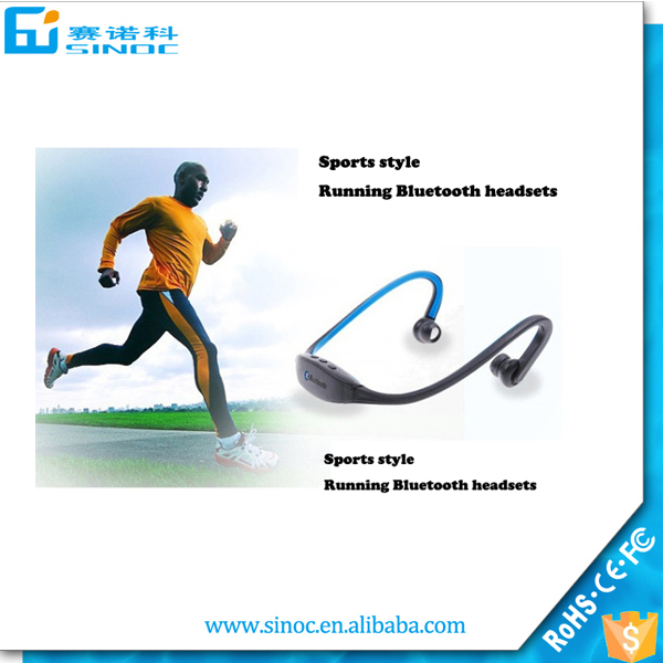 Hottest S9 Sports Wireless Bluetooth Headset Headphone Earphone