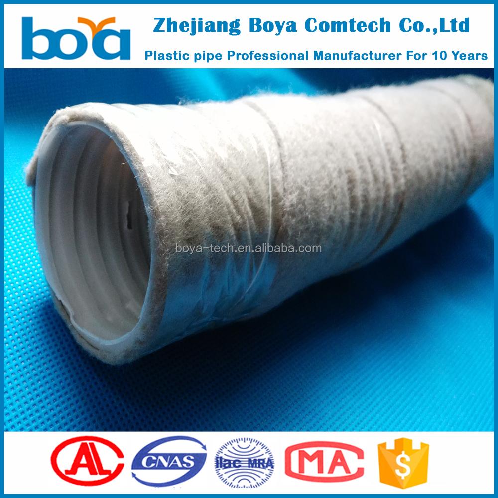 Cheap corrugated plastic drain pipe sizes find corrugated plastic - 63mm Plastic Flexible Perforated Corrugated Drainage Pipe With Sock Buy Drainage Pipe Corrugated Pipe Perforated Plastic Pipe Product On Alibaba Com
