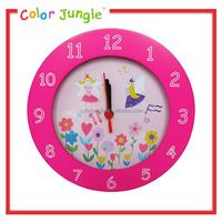 Customized wall clock big size, low price wall mount clock