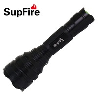 SupFire F6-T6 high power xml t6 led flashlight