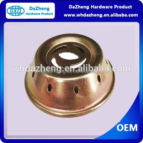 non-standard deep drawing stamped part dial machine fitters