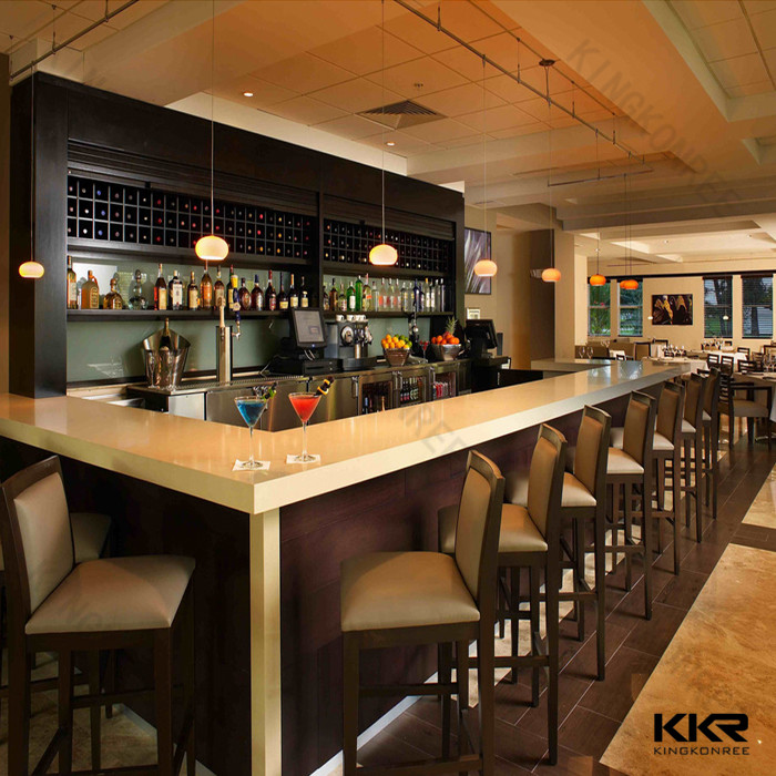 commercial bar tops
