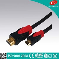 Hot on sale 3D TV HDMI Cable support 4K,ARC,1080P rs232 to hdmi converter hdmi cable