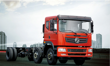 High performance DongFeng Truck ShenYu EQ1252GLJ special vehicle chassis