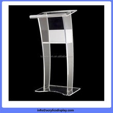 New Supreme Quality wooden acrylic lectern