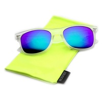 Custom Microfiber Cleaning Sunglasses Pouches