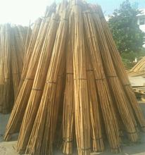 Large supply of decorative bamboo pole bamboo craft semi dry appearance, insects and mold processing
