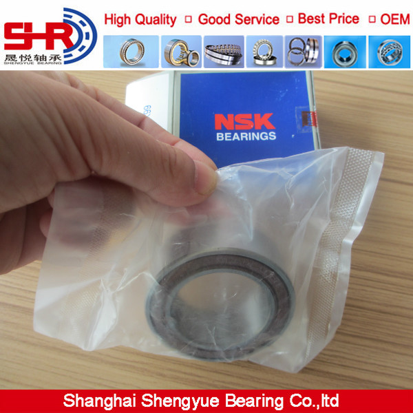 Double Row Sealed Bearing 35x55x20 NSK Ball Bearings 35BD219t12