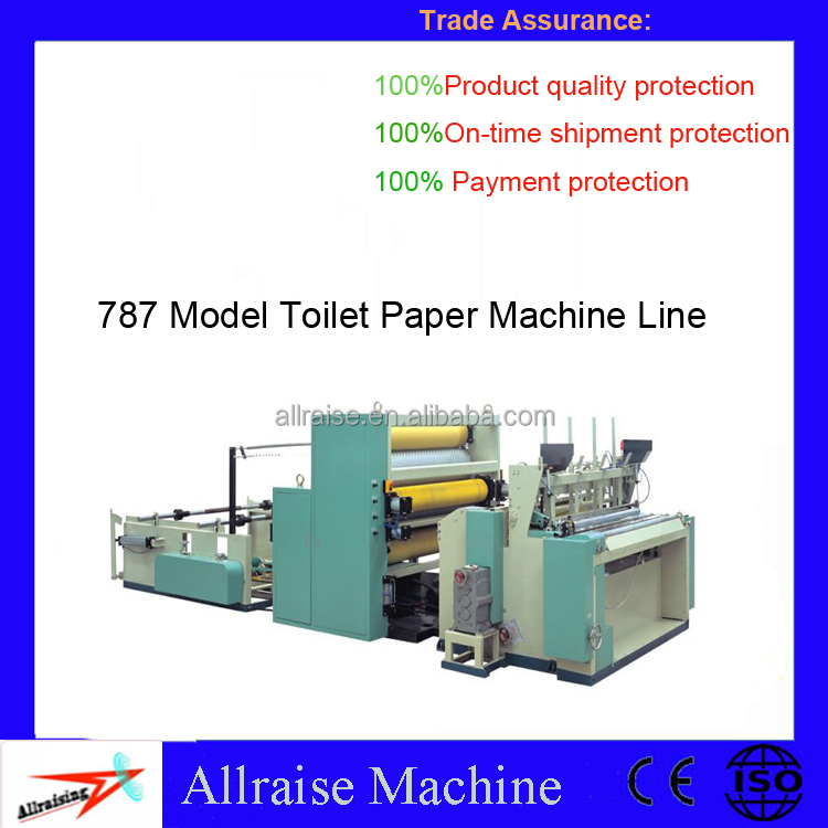 Small Scale Capacity Tissue Toilet Paper Machine/Toilet Paper Making Machine Price