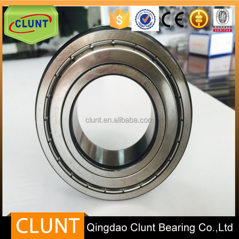 Supply one side metal shielded deep groove ball bearing 6315z