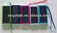 portable handphone solar charger, solar emergency charger, manufacturer suppiler from shenzhen