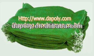 shandong qingdao good factory vegetable onion potato fruite packaging mesh tube netting for bags