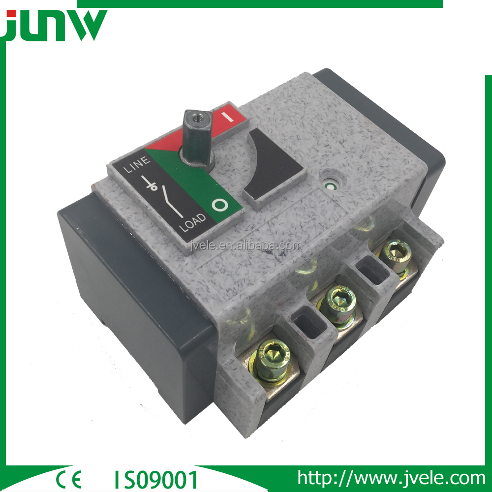 China Supplier For 3P 4P SG1 WG Disconnector Load Break Isolation Switch