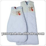 Popular cute Plush baby sleeping bag