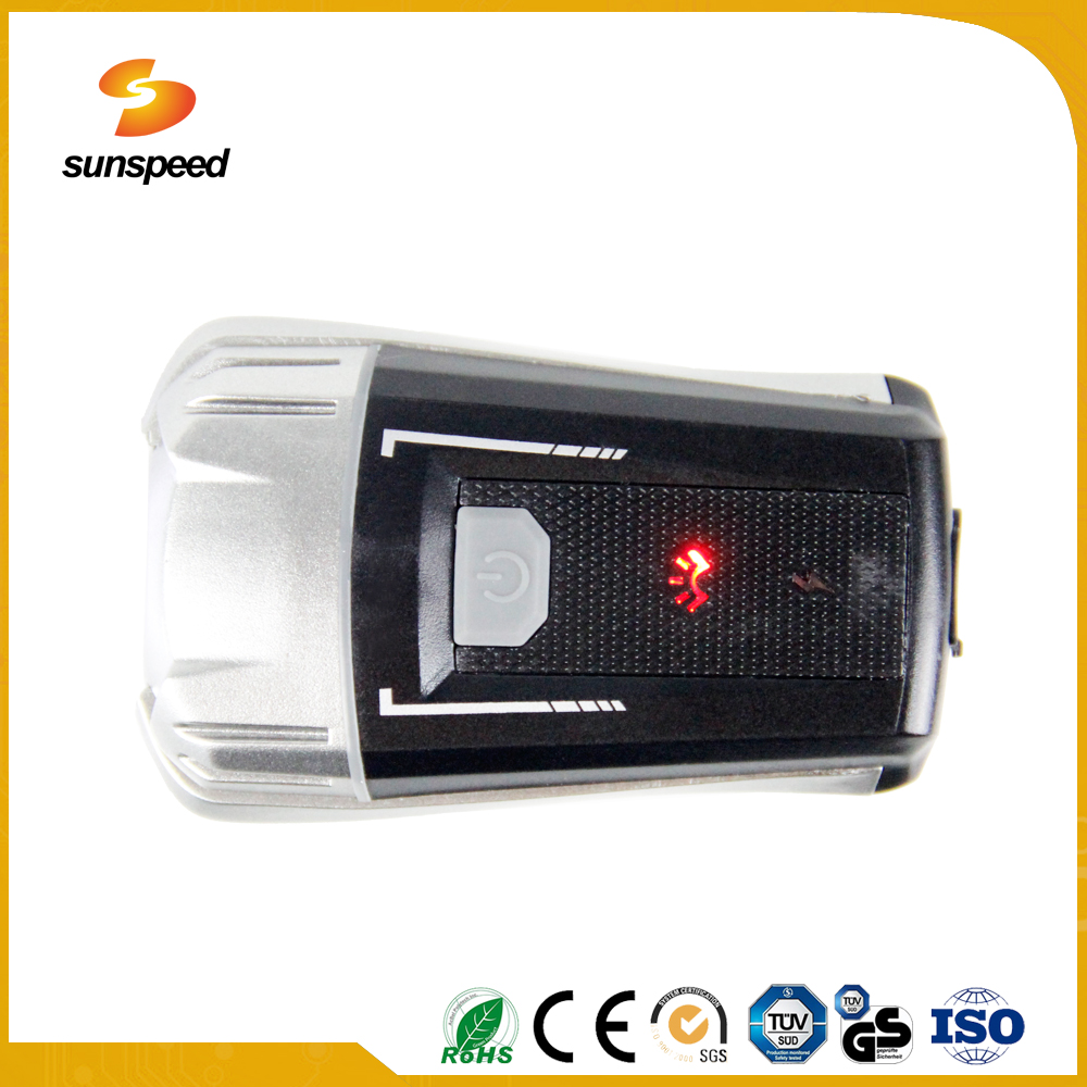 decorative outdoor sports night lights led decorative bike light