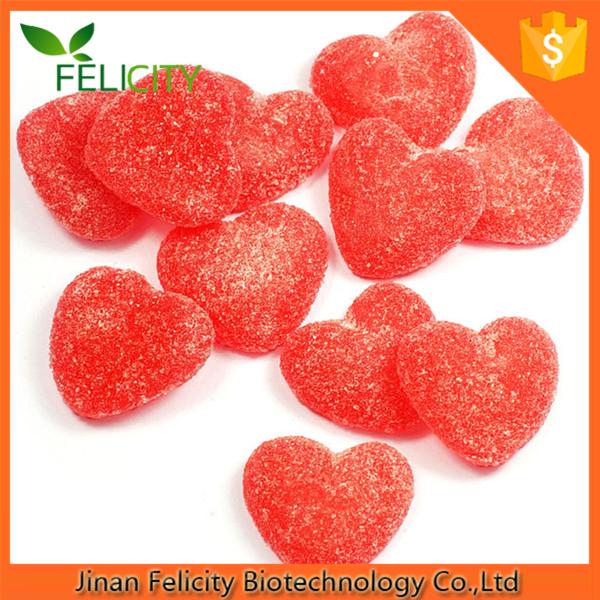 2014 Supplement DHA gummy Love bear jelly sweet